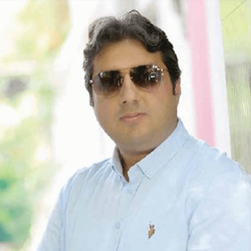 Aftab Barry (CEO)