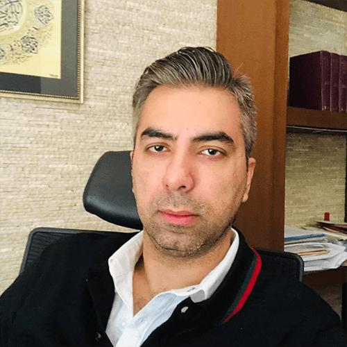 Hassan Saladin (Managing PTR)